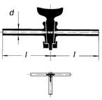 Кран трехходовой 4-4,0