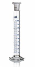 Цилиндр высокий, класс 2, 500 мл, с пластмассовой пробкой