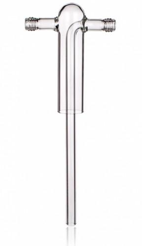 Адаптер для бутыли промывки газов Дрекселя 2 GL14