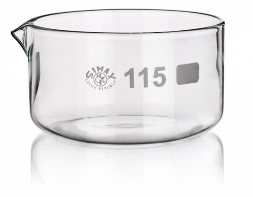 Чашка кристаллизационная, с носиком, 150 мл