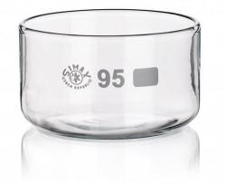 Чашка кристаллизационная, 900 мл, без носика