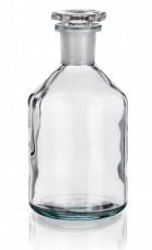 Склянка светлая, (узк. горловина) 2000 мл, с пробкой (Кат. № 2002/В/632 414 102 950) (Simax)