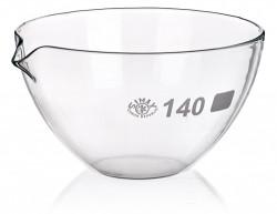 Чашка выпарная, 170 мл, плоскодонная
