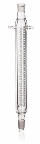 Холодильник Димрота, 400 мм, 2 шлифа, 29/32