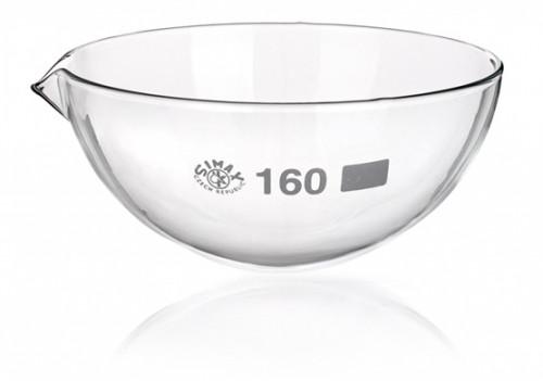 Чашка выпарная, 90 мл, круглодонная