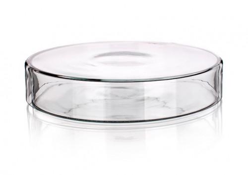 Чашка Петри, 85.5х15, натриевое стекло