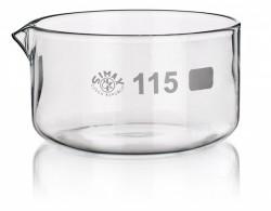 Чашка кристаллизационная, 60 мл, с  носиком