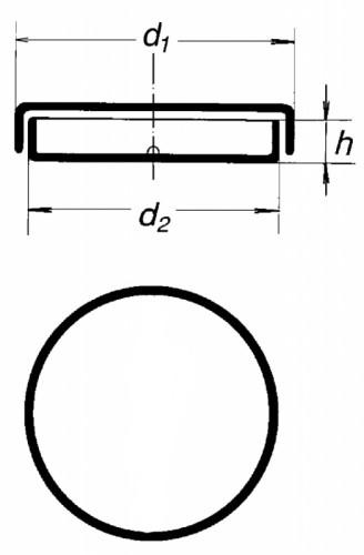 Чашка Петри, 300х52