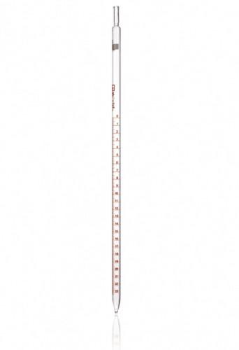 Пипетка на полный слив, 0,1 мл, AS класс