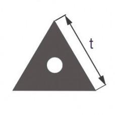 Капиллярная профильная трубка треугольного сечения Simax, длина стороны 10 мм